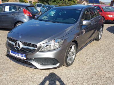 gebraucht Mercedes A180 AMG Line