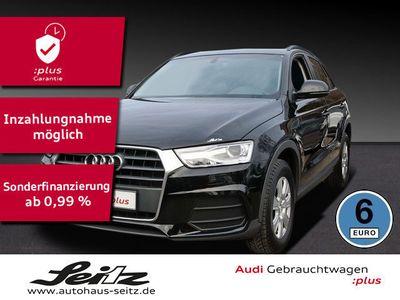 gebraucht Audi Q3 2.0 TDI NAVI*XENON*PDC*SITZHZ