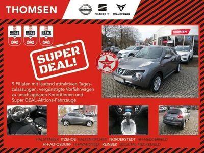 gebraucht Nissan Juke 1.6 Tekna CVT Automatik Navi Kamera Keyless