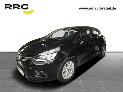 gebraucht Renault Clio IV Clio1.2 TCe 120 INTENS EDC Automatik, LED-Sc