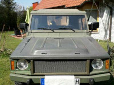 käytetty VW Iltis H-Zulassung