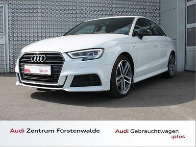 gebraucht Audi A3 Limousine Sport 1.6 TDI S Line ALCANTARA LED