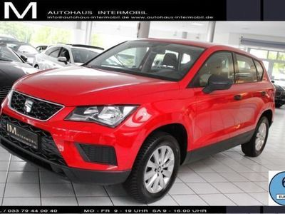 used Seat Ateca 1,6 TDI Reference*Tempomet*Sitzhzg*