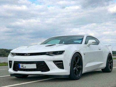 gebraucht Chevrolet Camaro SS 6,2L, V8 EU, Recaro, ... als Sportwagen/Coupé in Stelle