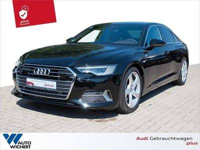 gebraucht Audi A6 Limousine 50 TDI quattro S line -34%/LEDER/SD