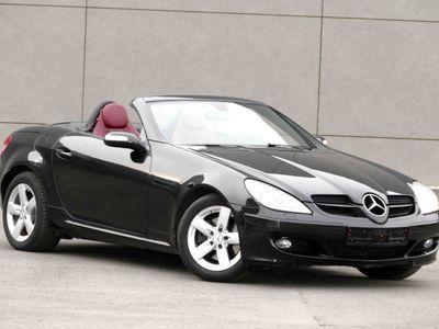 gebraucht Mercedes SLK280 7G-TRONIC - Automatik + LEDER + TÜV NEU