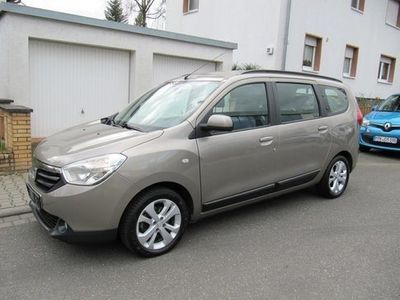 gebraucht Dacia Lodgy Prestige NAVI KLIMA TÜV NEU