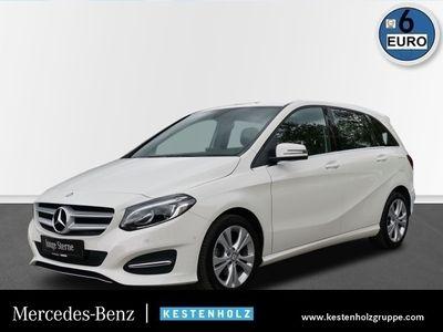 gebraucht Mercedes B180 Urban LED 7G-DCT Sitzh Sitzkomfort Temp