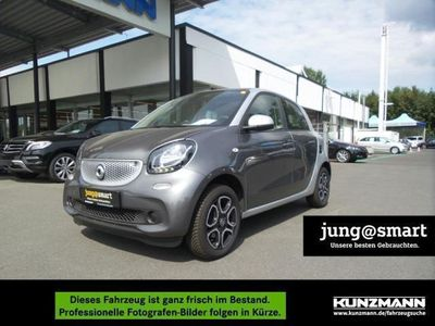 gebraucht Smart ForFour turbo passion Cool&Media Panorama SHZ