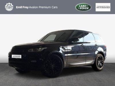 gebraucht Land Rover Range Rover Sport SDV6 HSE