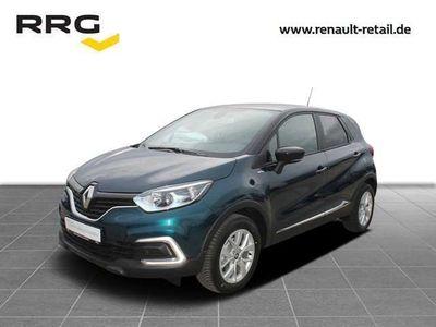 gebraucht Renault Captur 1.3 TCe 130 Limited ohne km!!!