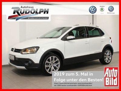 gebraucht VW Polo Cross 1.2 TSI KLIMA ALU