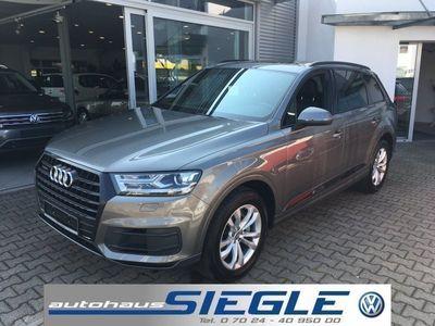 gebraucht Audi Q7 3.0TDI Quattro 7-Sitze*Navi*Panorama-SD*Xenon*Leder