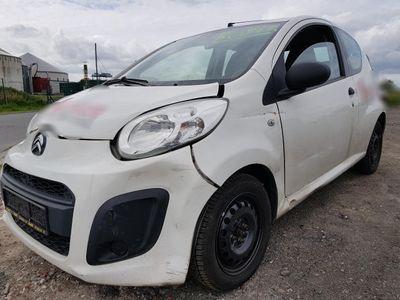 gebraucht Citroën C1 Advance,Euro 5 Benziner