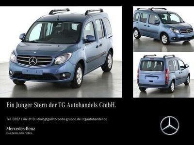 gebraucht Mercedes Citan 111 KOMBI/TOURER ED+KLIMA+NAVI+SHZ+CHROM
