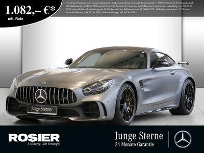 gebraucht Mercedes AMG GT R Performance Burmester MATT Abstandstemp