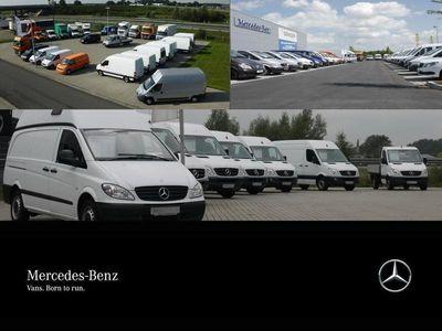 gebraucht Mercedes Sprinter 313 L2H1 Klima Navi Standheizung