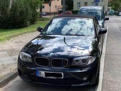 gebraucht BMW 120 Cabriolet 1er Aut.