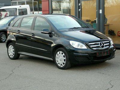 gebraucht Mercedes B180 B -KlasseNGT+ERDGAS+AUTOMATIK