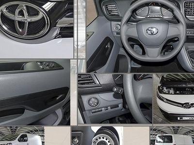 gebraucht Toyota Proace Meister L0 Navi, Rückfahrkamera, sofort ver