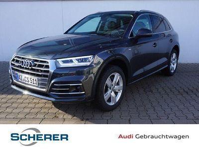 gebraucht Audi Q5 Design 40 TDI quattro 140(190) kW(PS) S tronic