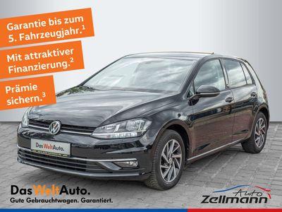 käytetty VW Golf VII SOUND 1.0 TSI 81KW 6-Gang Schaltung LED-Rückleuchten. PDC. AH