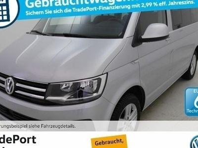 gebraucht VW Multivan T6Comfortline PDC ACC 7x17 MFL Klima