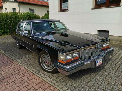 gebraucht Cadillac Fleetwood Brougham 5.0 V8 US Car als Limousine in Leipzig