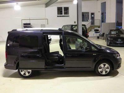 gebraucht VW Caddy Maxi 2.0 TDI Klima bei Gebrachtwagen.expert