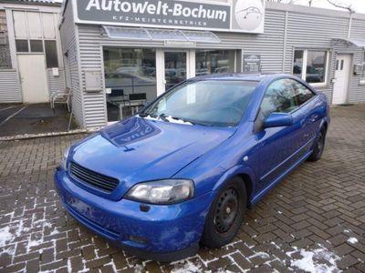 gebraucht Opel Astra Coupe 2.2 16V Linea Blu ALCANTARA KLIMA