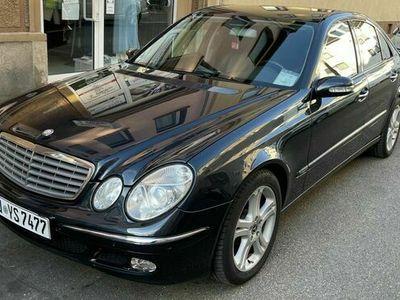 gebraucht Mercedes 320 w211 /mit 224 ps Benzin