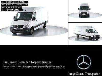 gebraucht Mercedes Sprinter 319 3,5TO LANG+HOCH+KLIMA+AHK3,5TO+7GTR