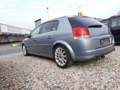 gebraucht Opel Signum Automatik Edition