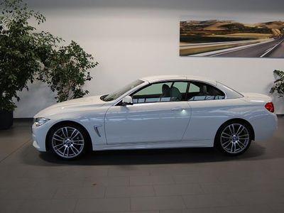 gebraucht BMW 420 dA Cabrio M Sportpaket 19Zoll Harman/Kardon HeadUp