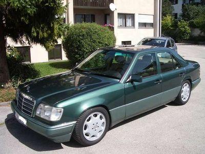 gebraucht Mercedes E420 Grundausstattung