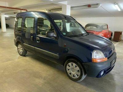 gebraucht Renault Kangoo 1.6 16v tüv 06-21 mit Klima