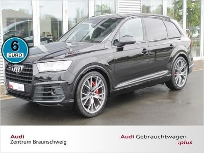 "gebraucht Audi SQ7 4.0 TDI quattro tiptronic eSD, Alu 22"","