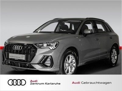 gebraucht Audi Q3 35 TDI S tronic S line UPE 53.865,--