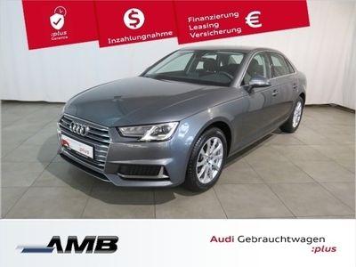 gebraucht Audi A4 Limousine Sport 40 TDI qu. S-tr/Xenon/Navi/DAB/5J.Garantie