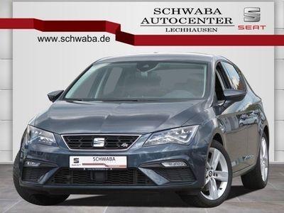 gebraucht Seat Leon FR 2,0 TSI DSG *NAVI*LED*ACC*DAB*5J-GAR.*
