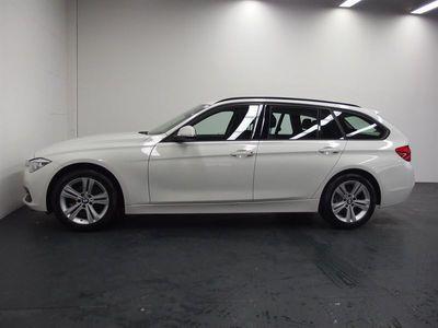 gebraucht BMW 318 dA Touring / Sport-Line/Navi/HUD/LED/PDC/LMR
