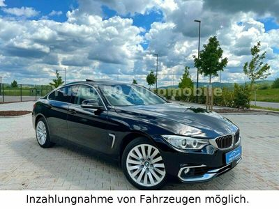 gebraucht BMW 428 Gran Coupé i xDrive Automatik/Navi/leder/GSD/