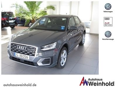 gebraucht Audi Q2 sport 1.6 TDI LED PDC Klima