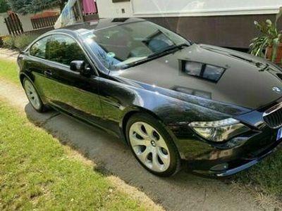 gebraucht BMW 635 D schwarz