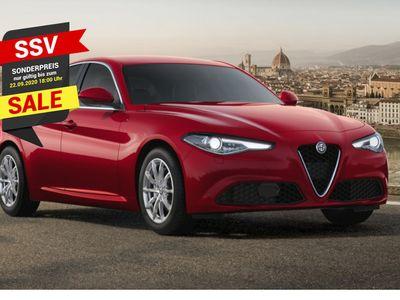 gebraucht Alfa Romeo Giulia 2.2 JTDM 150 Super Xenon Nav in Kehl