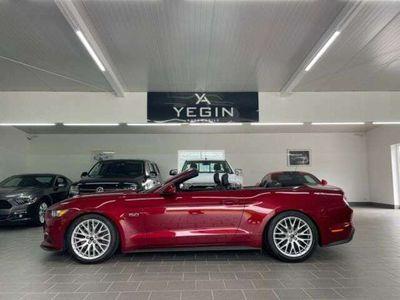 gebraucht Ford Mustang GT 5.0 V8 Aut.Convertible-Garantie-TOP!!