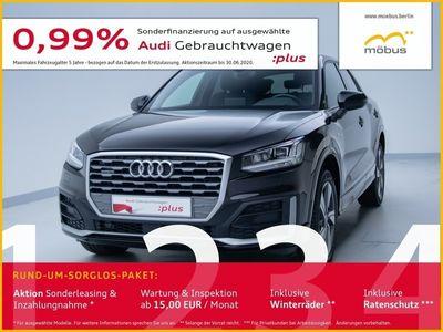 gebraucht Audi Q2 2.0 TDI Sport S-TRO*S-LINE*QU*HUD*PANO*LEDER