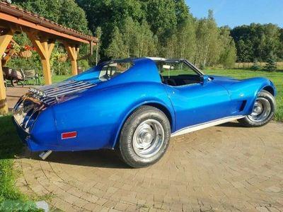 gebraucht Corvette C3 1977, Restauriert !!! Muscle Car V8 s. schön als Sportwagen/Coupé in Dresden