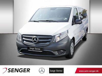 gebraucht Mercedes Vito 111 Tourer,Extralang,Navi,Klima,9-Sitzer