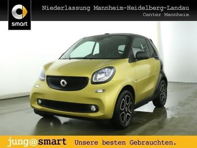 used Smart ForTwo Cabrio 52kW passion SHZ Direktlenkung